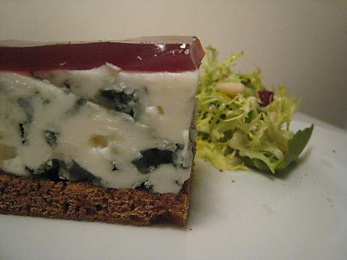 Roquefort comme chez alfaria july 2008 004