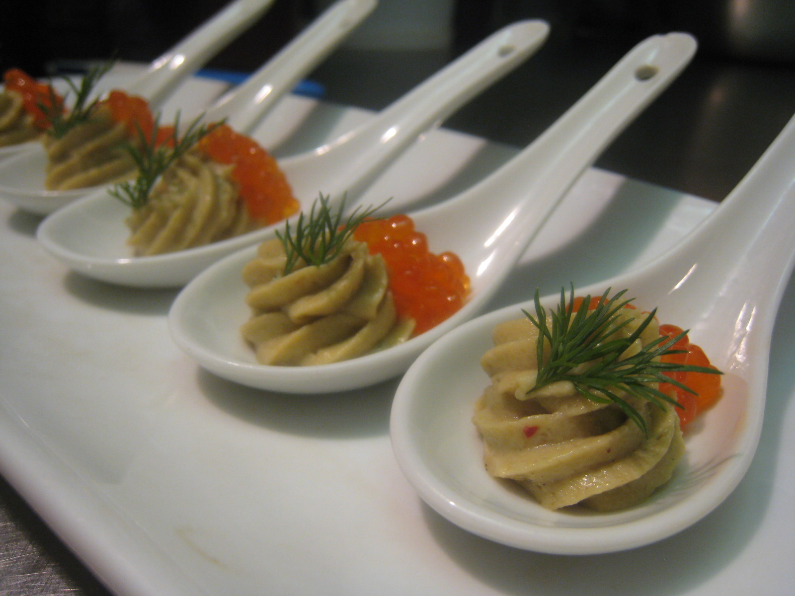 A Moveable Feast: Amuse Bouche